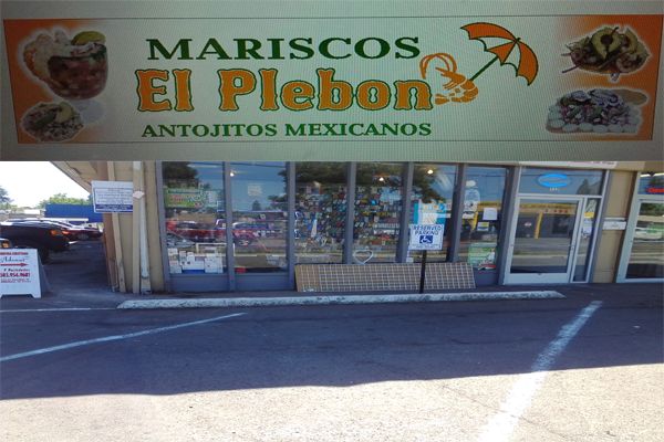 Mariscos El Plebón Sea Food Deli